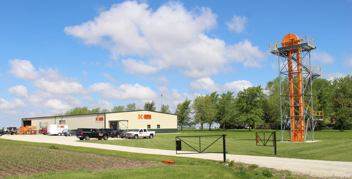 Koehl expands business with Maroa, IL location