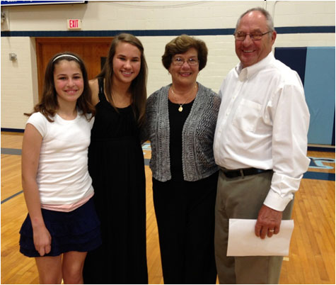 Jeff Kafer Memorial Scholarship Awarded